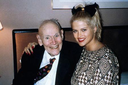 Anna Nicole Smith gets no money