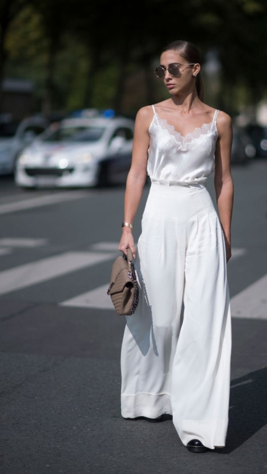 What Do The Colors You Wear Say About You | White is often categorized as a color for purity, innocence, or a fresh start