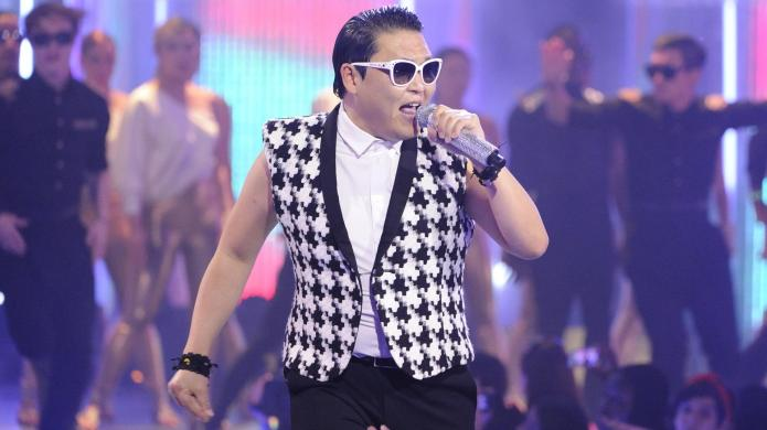 GIFs: 5 Boozy moments from Psy