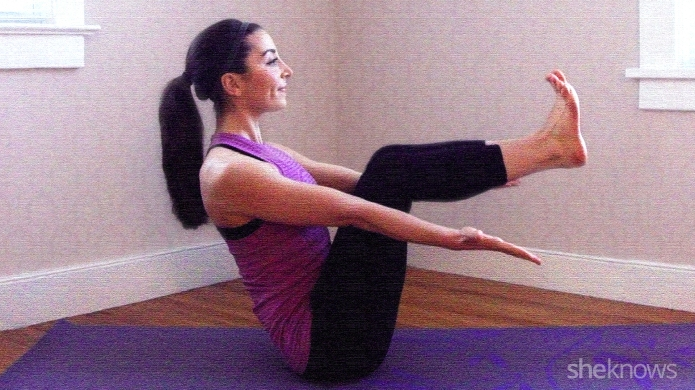 7 Yoga poses for when you're