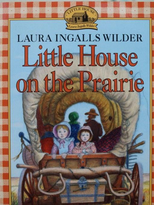 Books for girls: Little House on the Prairie