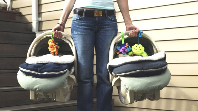 These dangerous car seat mistakes can