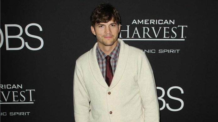 Ashton Kutcher's diaper dilemma is actually