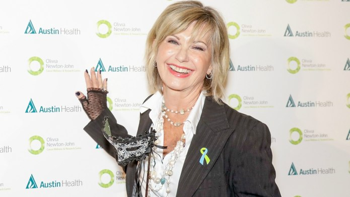 Olivia Newton-John Gives Health Update After