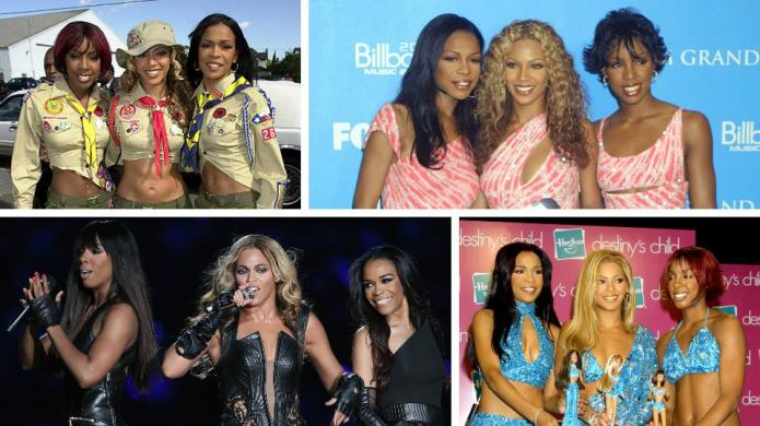15 Destiny's Child outfits that make