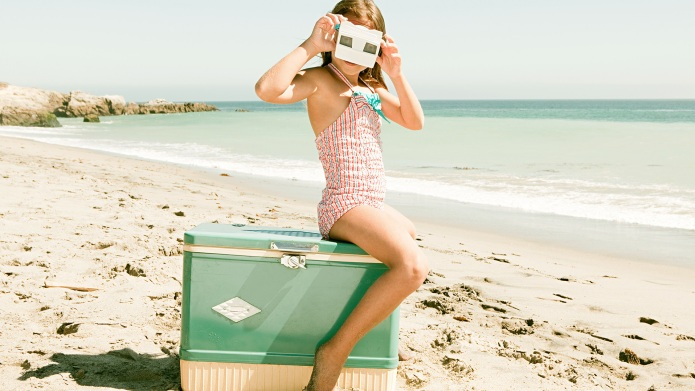 How to pack the perfect beach