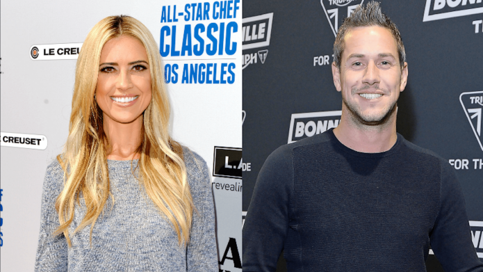 Christina El Moussa Gets Handsy With