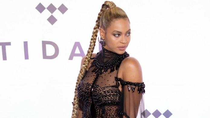 This isn't the first time Beyoncé's