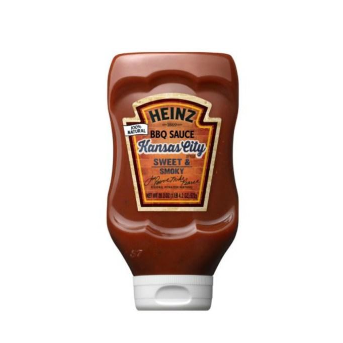 Heinz Kansas City Style BBQ Sauce