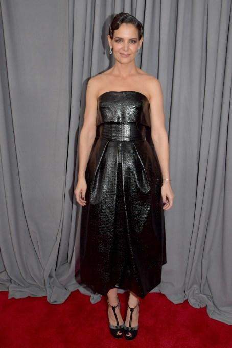 Grammys 2018 Best Dressed: Katie Holmes