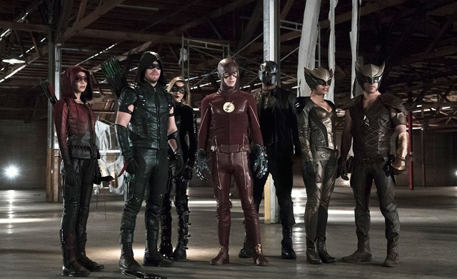 The Flash & Arrow crossover spoilers: