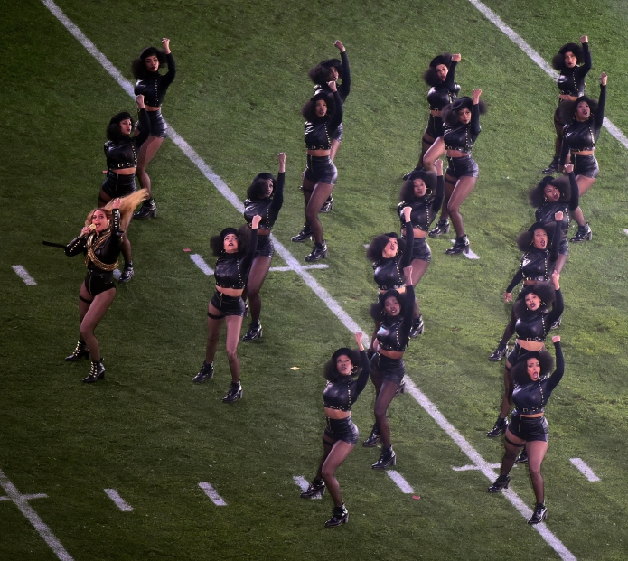 Beyoncé's Formation video slayed, but her