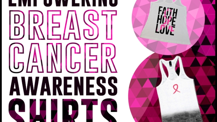 14 Empowering breast cancer awareness shirts