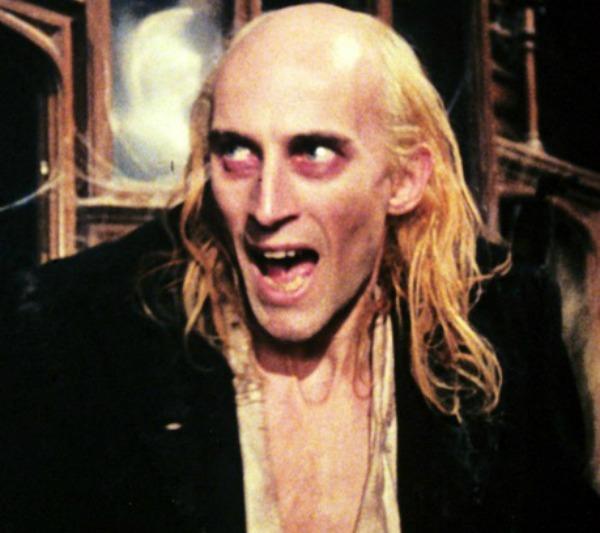 Riff Raff in The Rock Horror Picture