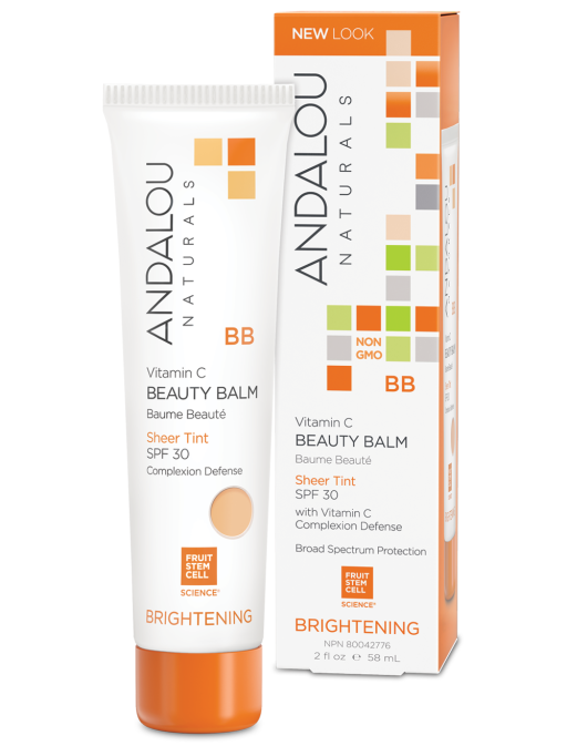Skin Care Products Moms Love: Andalou Vitamin C Beauty Balm