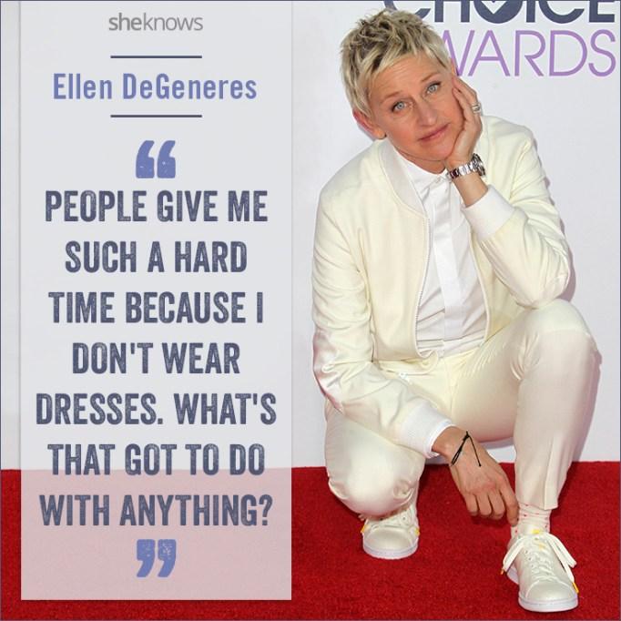 Ellen DeGeneres quote