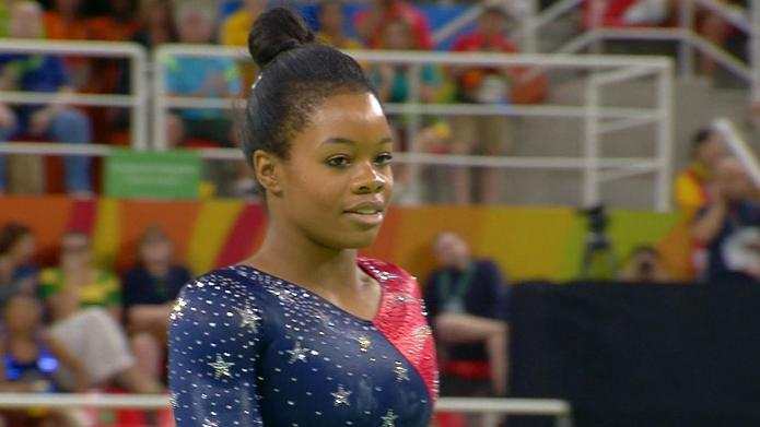 Warning! Do not Google Gabby Douglas'