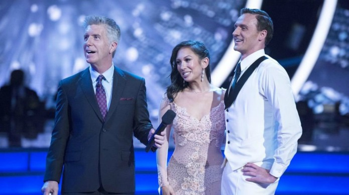 Dancing with the Stars gets scary