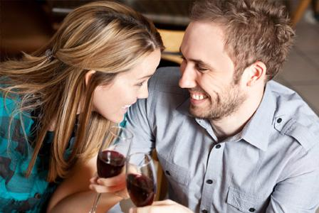 Top five first dates