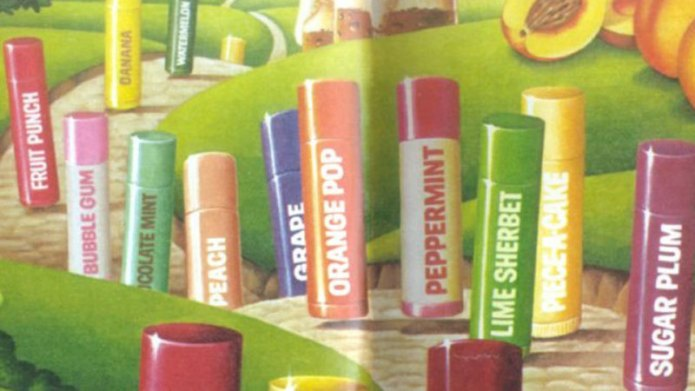 10 '80s lip balms we totally