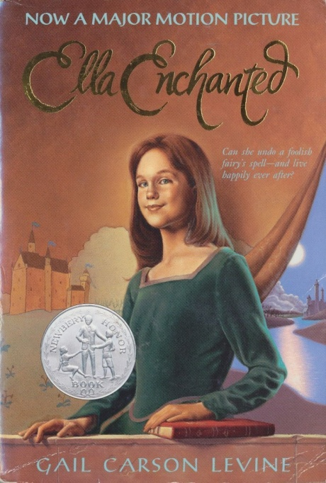 Books for girls: Ella Enchanted