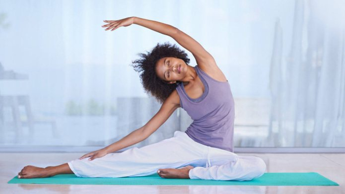 How Yoga Helps Treat My Vaginismus