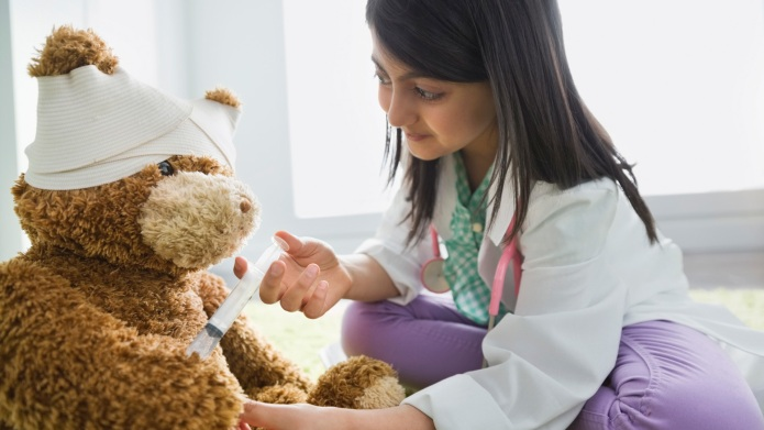 Can toys cause long-term psychological problems?