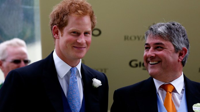 Prince Harry's rumored new GF has