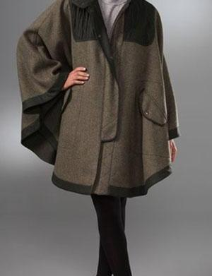 Hottest trends in winter coats