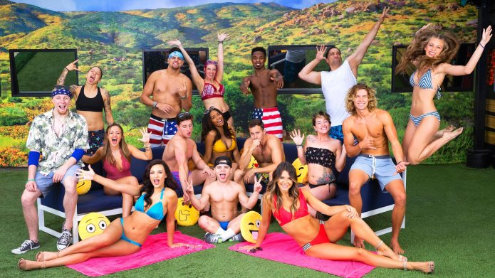 Photo of 'Big Brother' cast season