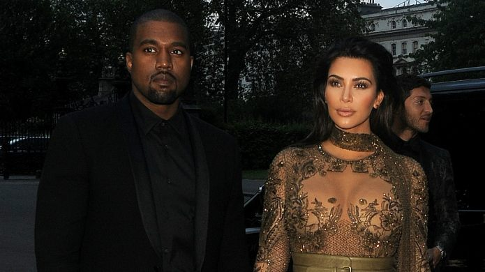 Kim and Kanye remind us why
