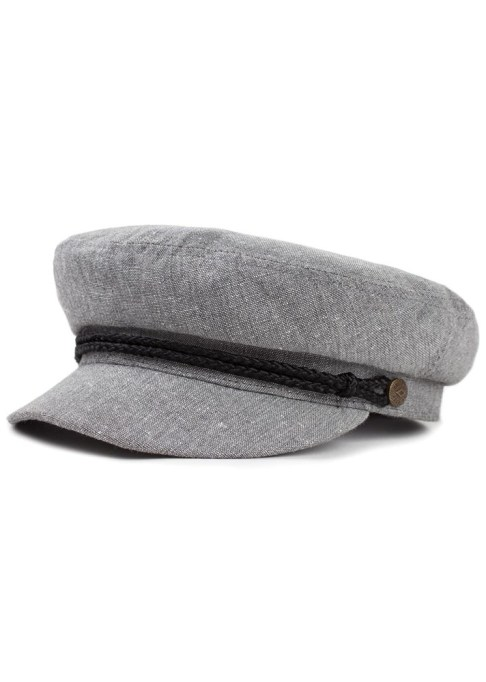 The Most-Pinned Summer Fashion Trends of 2017: Brixton Fiddler Cap | Summer Fashion Trends