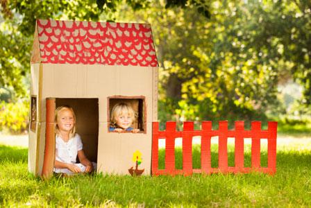 4 Ways to foster imaginative play