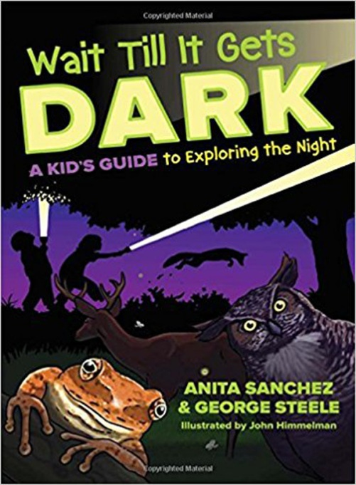 13 Children's Books for National Read A Book Day: Wait 'til it Gets Dark