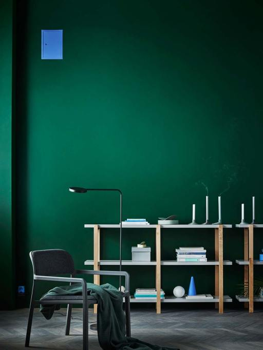 IKEA YPPERLIG: The simple, sturdy pieces work in any room.