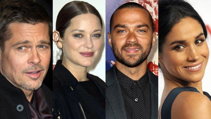 20 most Googled actors & actresses