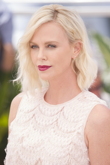 Charlize Theron at the 69th Cannes Film Festival