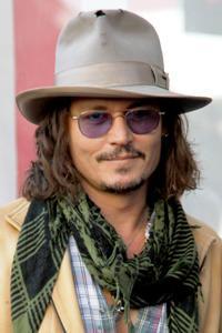 Johnny Depp: Call me 'Monsieur Poopy'