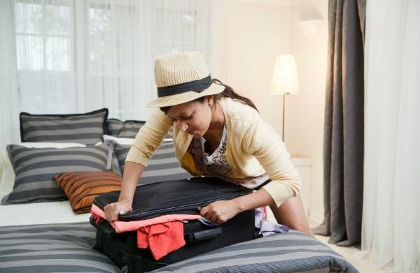 How to pack carry-on luggage