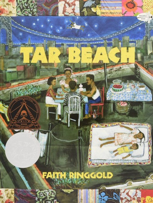 'Tar Beach' by Faith Ringgold