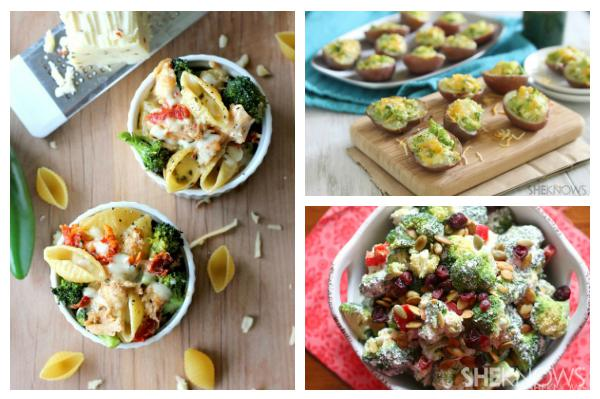 Spring vegetables in season and recipes