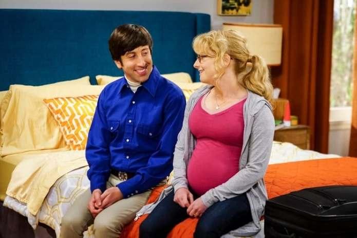 The way TBBT handles Bernadette's pregnancy