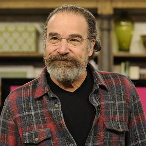 """Homeland's Mandy Patinkin: """"Carrie Mathison is"""