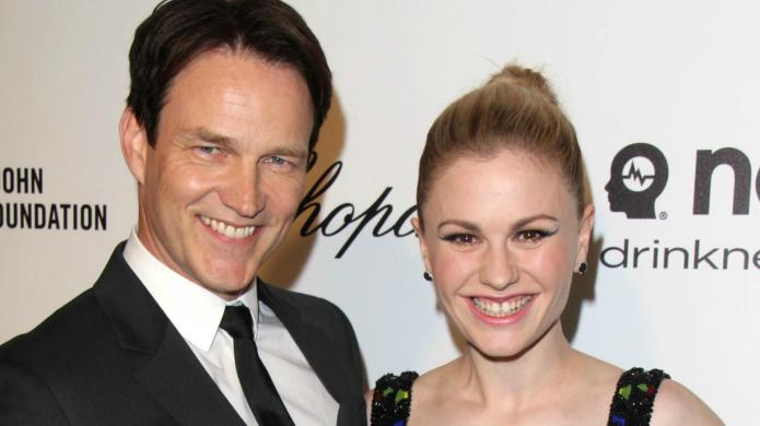Anna Paquin is a happily married