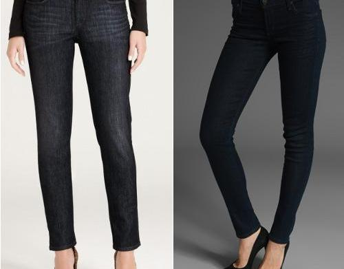 Best fall denim trends for hourglass