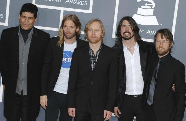 Did the Foo Fighters just break