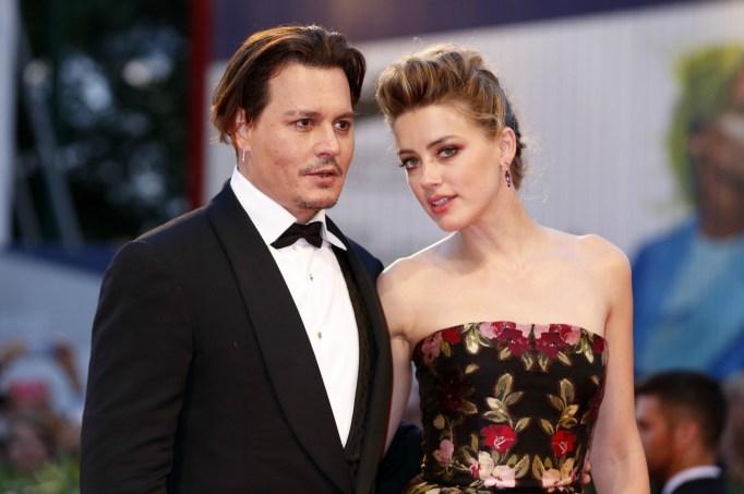 Amber Heard and Johnny Depp jealousy