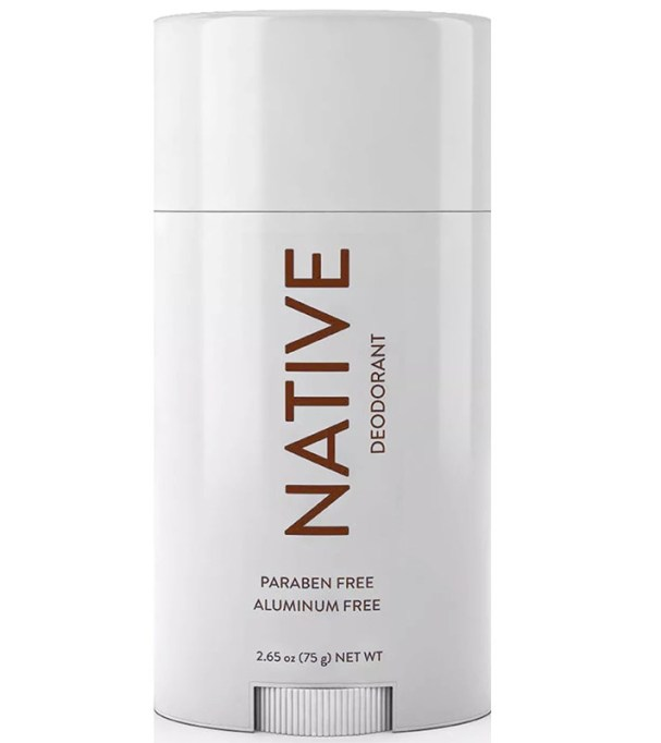 10 Best deodorants for the summer: Native Deodorant in Coconut & Vanilla | Summer beauty products