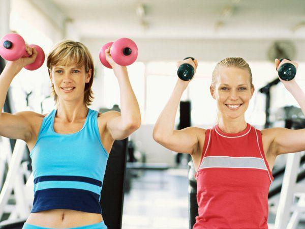 5 Benefits of working out with