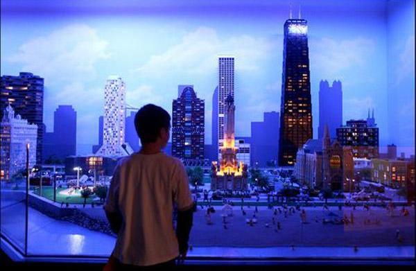 Legoland DiscoveryCenter, Chicago